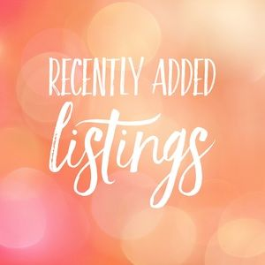 Other - ✨Recently Added Listings Below ✨